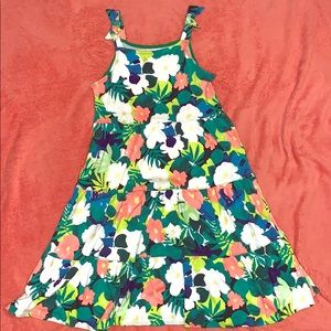 Gymboree Girls Flower Dress (size 10)